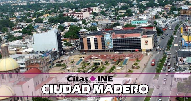 INE Ciudad Madero teléfonos y direcciones