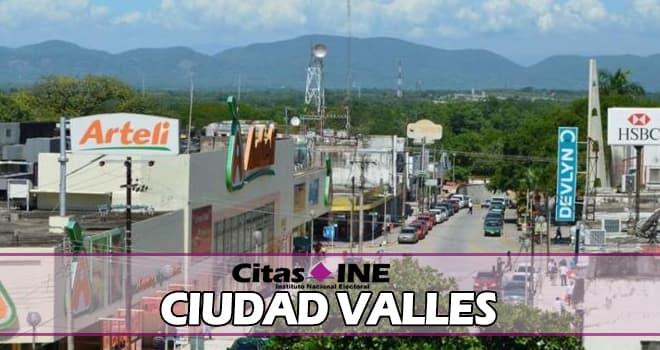 INE Ciudad Valles teléfonos y direcciones