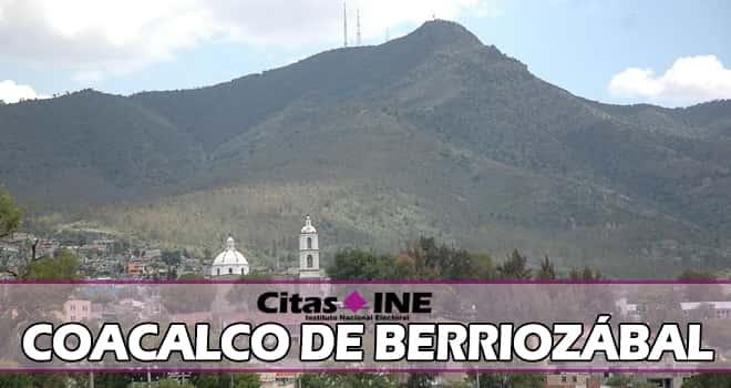 INE Coacalco de Berriozábal teléfonos y direcciones