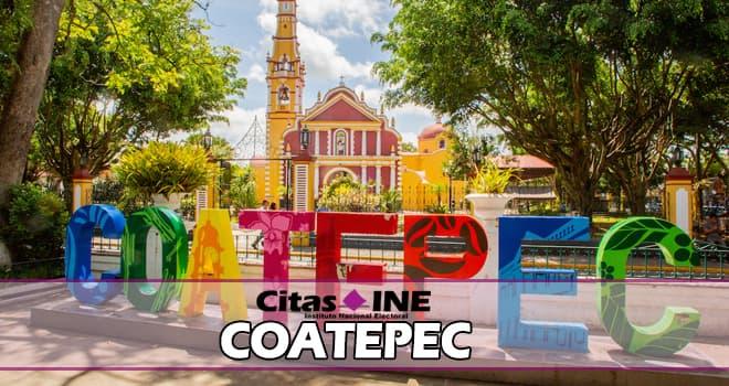 INE Coatepec teléfonos y direcciones