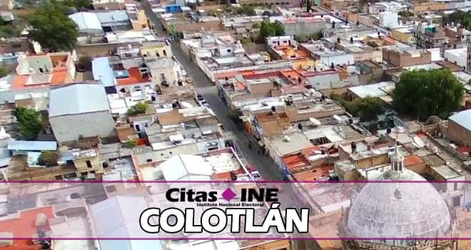 Módulos del INE en Colotlán – Direcciones, teléfonos y horarios ✍ 1