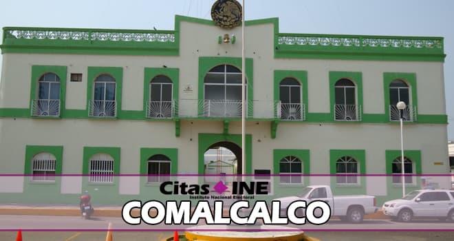 INE Comalcalco teléfonos y direcciones