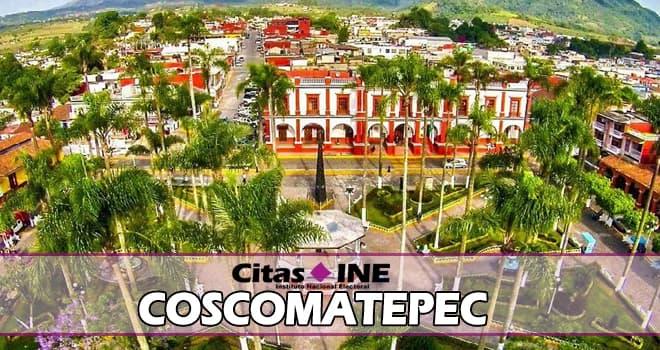 INE Coscomatepec teléfonos y direcciones