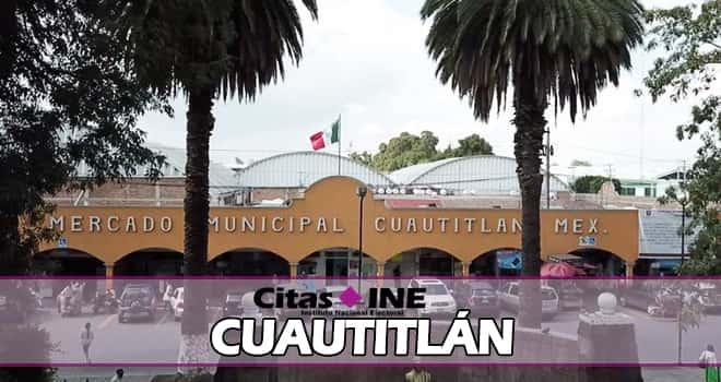 INE Cuautitlán teléfonos y direcciones
