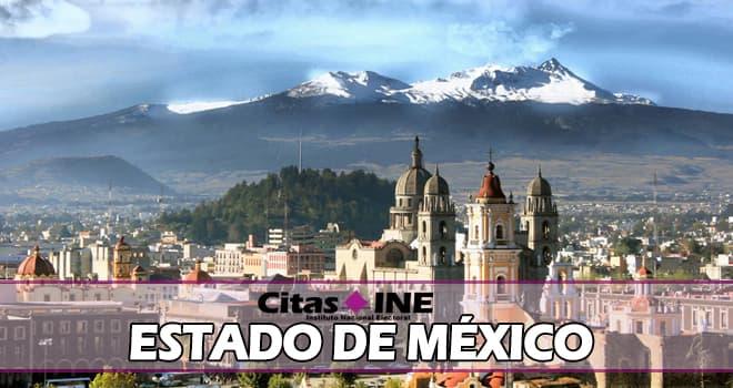 INE Estado de México teléfonos y direcciones