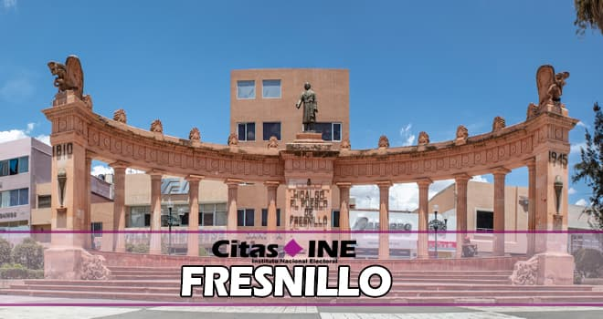 INE Fresnillo teléfonos y direcciones