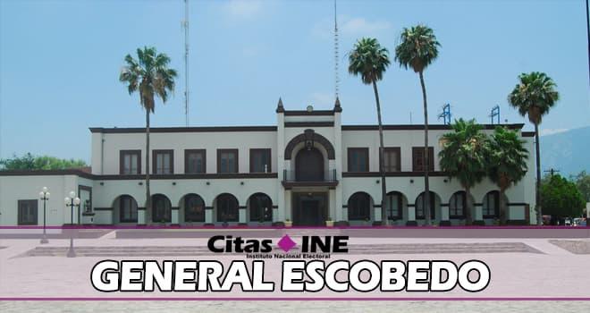 Módulos del INE en General Escobedo – Direcciones, teléfonos y horarios ✍ 1