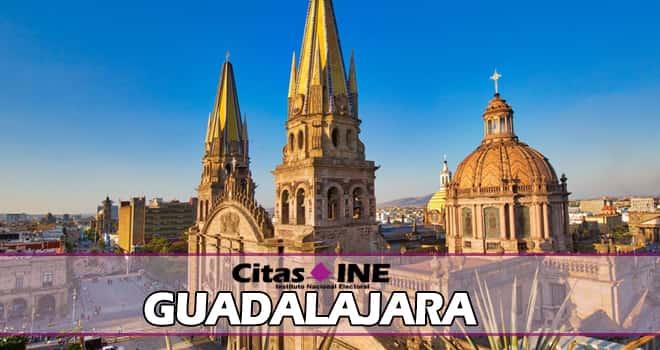 Módulos del INE en Guadalajara – Direcciones, teléfonos y horarios ✍ 1