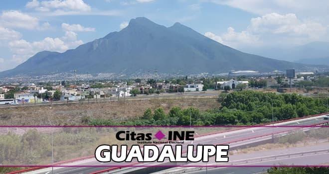 INE Guadalupe teléfonos y direcciones