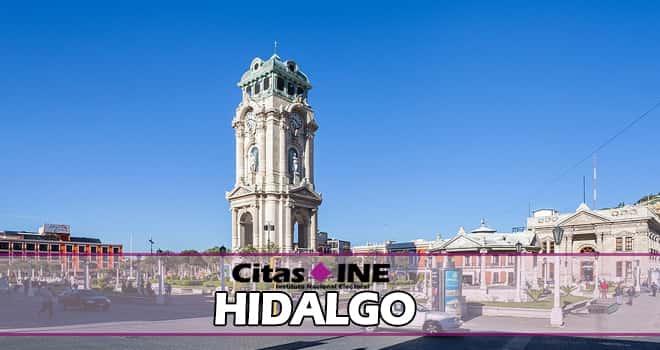 INE Hidalgo teléfonos y direcciones