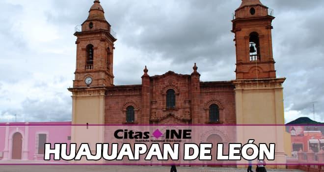 Módulos del INE en Huajuapan de León – Direcciones, teléfonos y horarios ✍ 1
