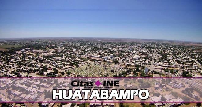 INE Huatabampo teléfonos y direcciones