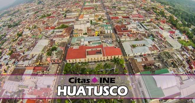 INE Huatusco teléfonos y direcciones
