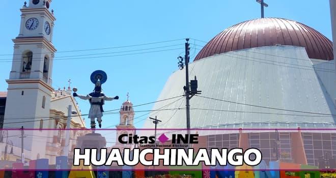 INE Huauchinango teléfonos y direcciones