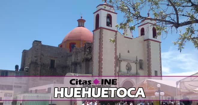 INE Huehuetoca teléfonos y direcciones