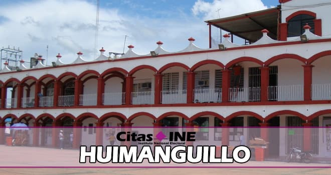 Módulos del INE en Huimanguillo – Direcciones, teléfonos y horarios ✍ 1