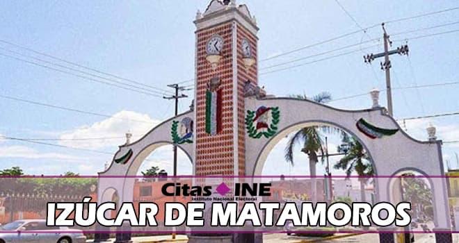 INE Izúcar de Matamoros teléfonos y direcciones