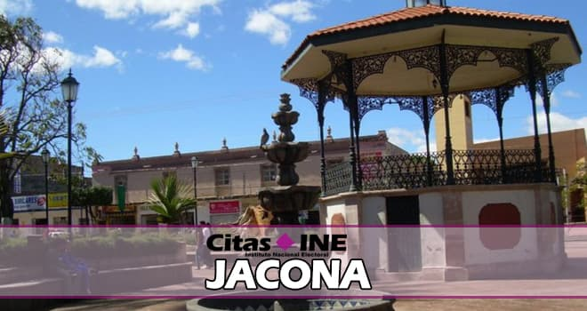 Módulos del INE en Jacona – Direcciones, teléfonos y horarios ✍ 1
