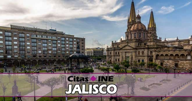 INE Jalisco teléfonos y direcciones