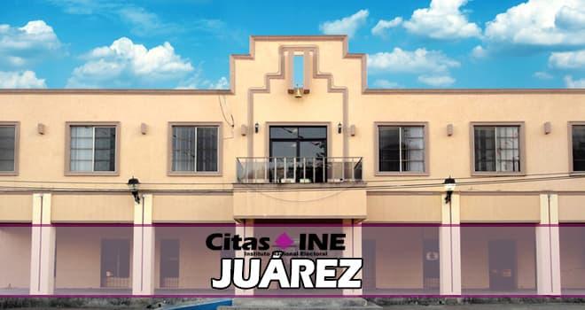 INE Juárez teléfonos y direcciones
