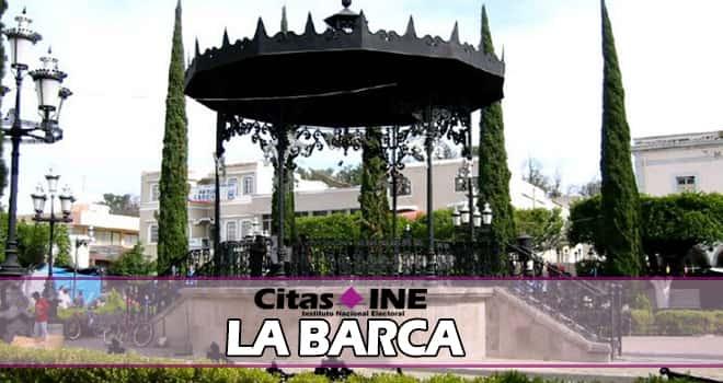 INE La Barca teléfonos y direcciones