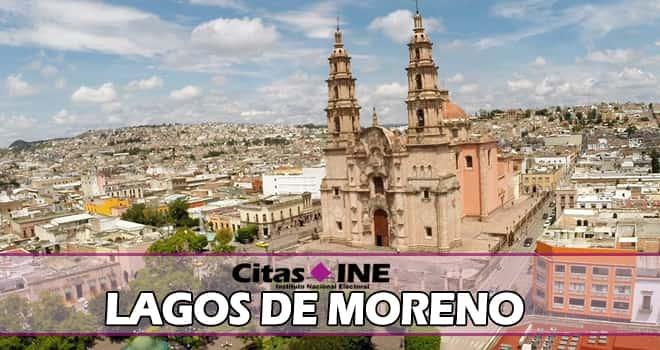 INE Lagos de Moreno teléfonos y direcciones