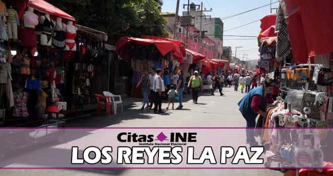 INE Los Reyes La Paz teléfonos y direcciones