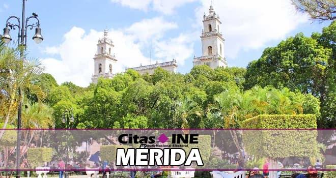 INE Mérida teléfonos y direcciones