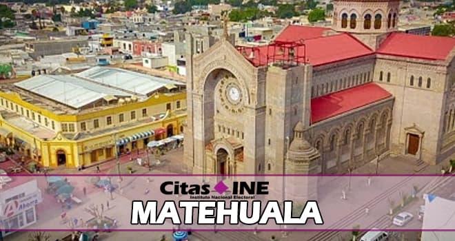 INE Matehuala teléfonos y direcciones