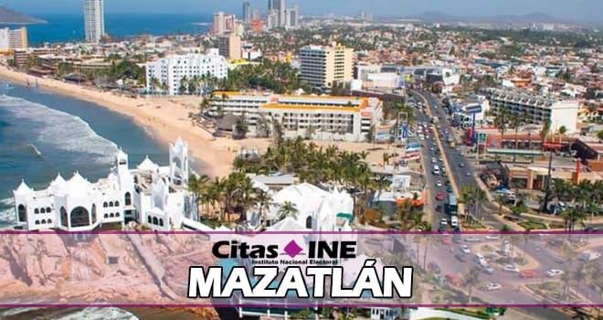 INE Mazatlán teléfonos y direcciones