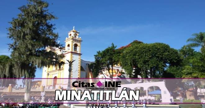 INE Minatitlán teléfonos y direcciones