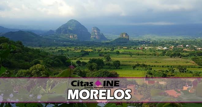 INE Morelos teléfonos y direcciones