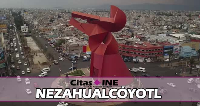INE Nezahualcóyotl teléfonos y direcciones