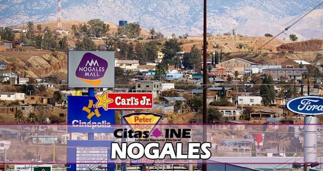 INE Nogales teléfonos y direcciones