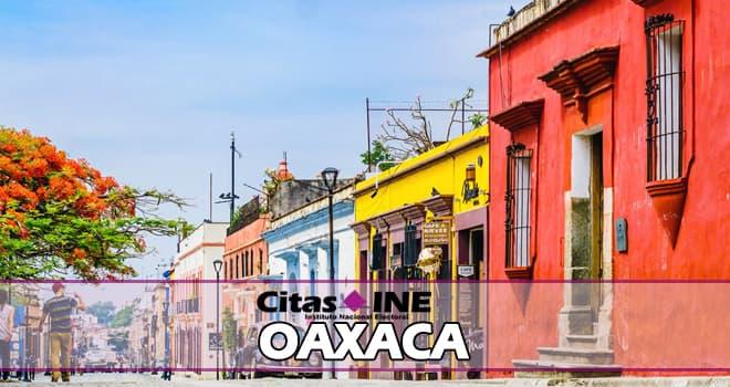INE Oaxaca teléfonos y direcciones