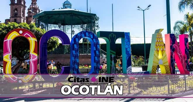 INE Ocotlán teléfonos y direcciones