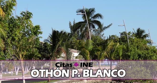INE Othón P. Blanco teléfonos y direcciones
