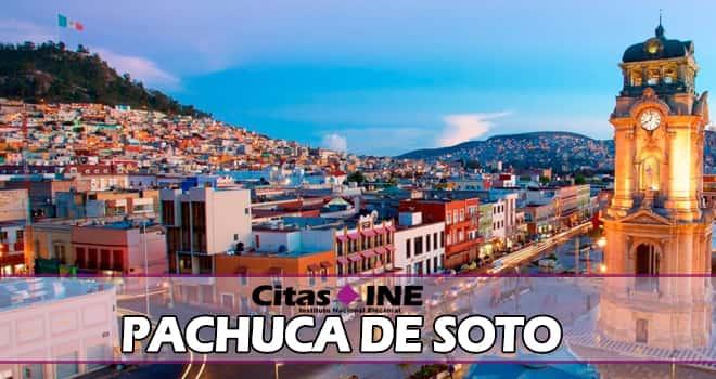 INE Pachuca de Soto teléfonos y direcciones