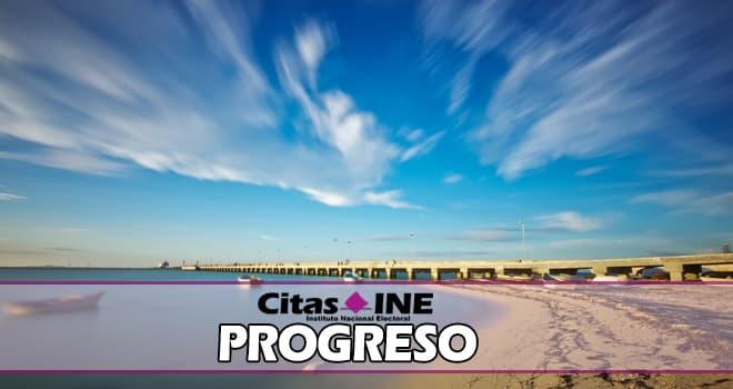 INE Progreso teléfonos y direcciones