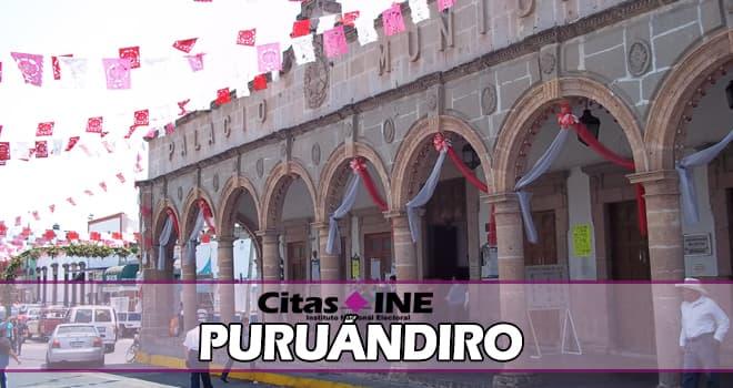 Módulos del INE en Puruándiro – Direcciones, teléfonos y horarios ✍ 1