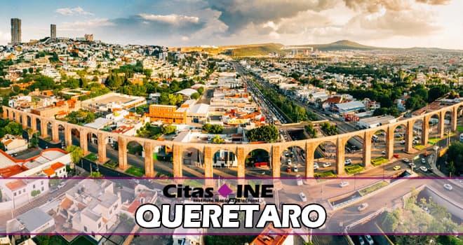 INE Querétaro teléfonos y direcciones