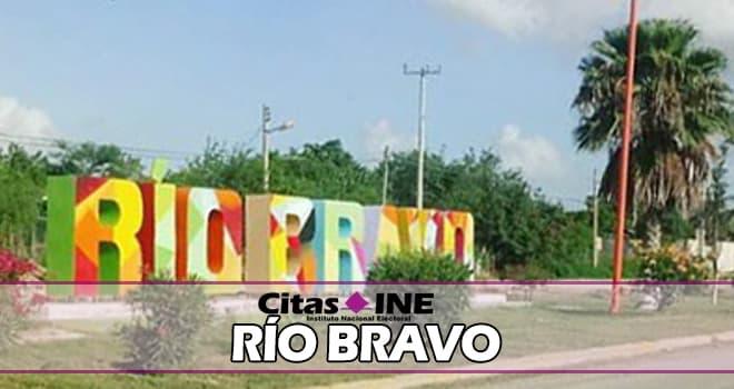 INE Río Bravo teléfonos y direcciones