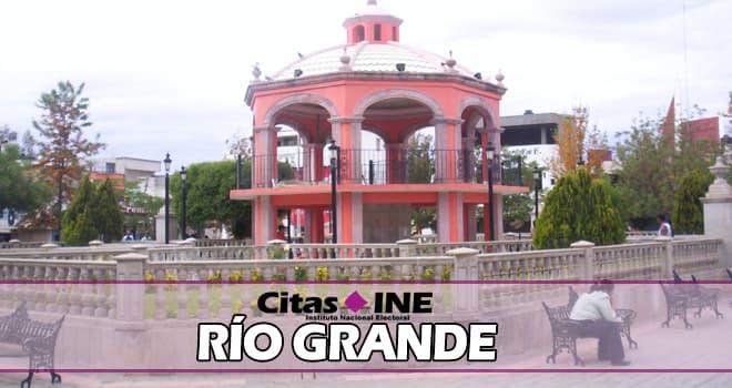 INE Río Grande teléfonos y direcciones