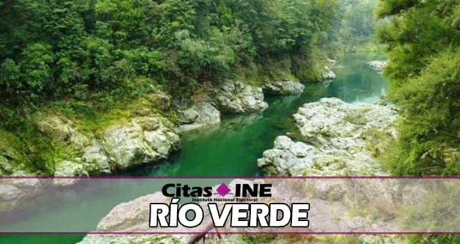 INE Río Verde teléfonos y direcciones
