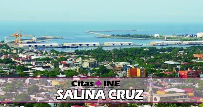 INE Salina Cruz teléfonos y direcciones