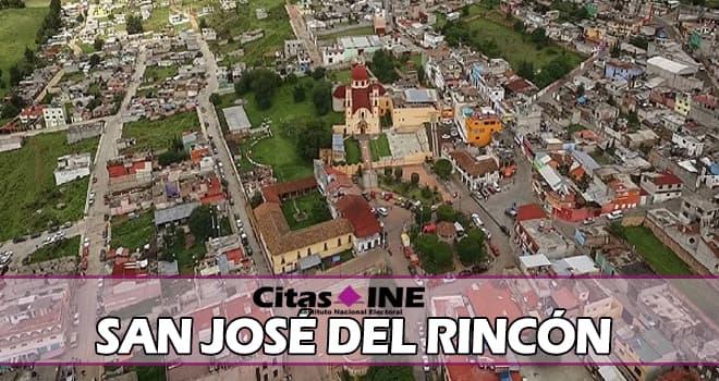 INE San José del Rincón teléfonos y direcciones