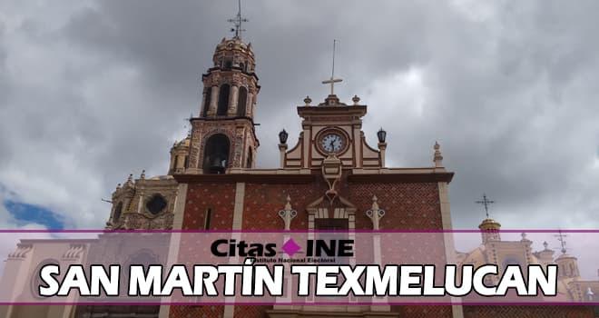 INE San Martín Texmelucan teléfonos y direcciones