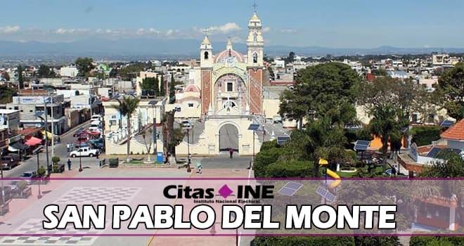 INE San Pablo del Monte teléfonos y direcciones