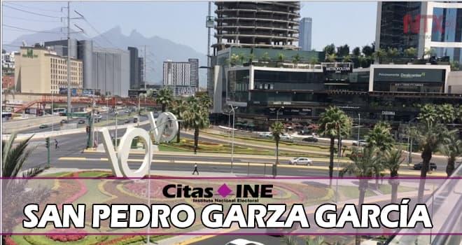 INE San Pedro Garza García teléfonos y direcciones