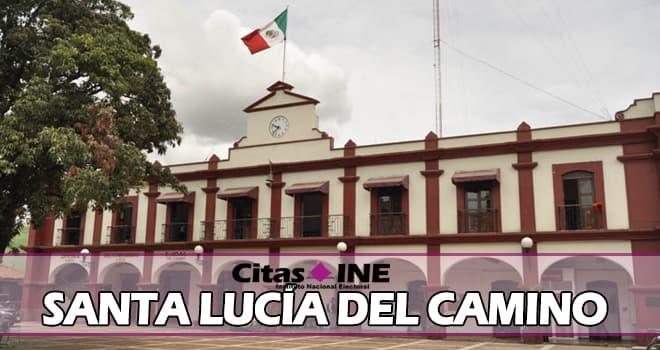 INE Santa Lucía del Camino teléfonos y direcciones